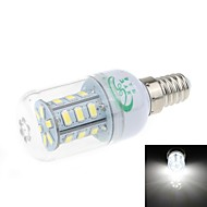 XinYiTong E14 6 W 24 SMD 5630 500 LM Natural White T Decorative Corn Bulbs AC 85-265 V