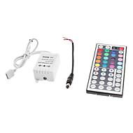 44-bouton de la télécommande pour lampes à led strip rgb (12v)
