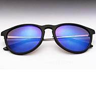 Unisex Vintage Coforful Alloy Round Shape Frame Sunglass