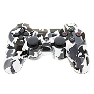 Trådløs Dual Shock Six Axis Bluetooth Controller til PS3