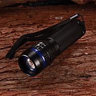 Lampes Torches LED / Lampes de poche LED 3 Mode 350 Lumens Autres AAA Multifonction - Autres Alliage d'aluminium