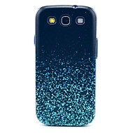 For Samsung Galaxy etui Mønster Etui Bagcover Etui Glitterskin PC for Samsung S3