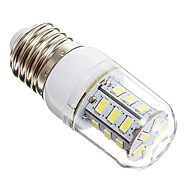 3W E14 E26/E27 LED Corn Lights 24 SMD 5730 270 lm Warm White Cool White AC 220-240 V