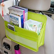 Yellow Car Sundries Storage Bag