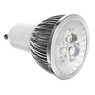 GU10 3W 3 300 LM Cool White LED Spotlight AC 85-265 V