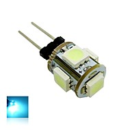 G4 - 0.5 Majs Glöslampor/Bi-pin Lampor (Blå 70 lm DC 12