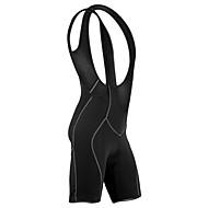 Arsuxeo® Strakke wielrenshorts Heren Fietsen Ademend / Sneldrogend / Anatomisch ontwerp / 3D PadFietsbroeken/Broekje / Gewatteerde shorts