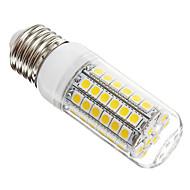 E26/E27 7 W 69 SMD 5050 630 LM Warm White T Corn Bulbs AC 220-240 V