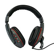 마이크와 JIAHE KH-810MV에 귀 머리띠 헤드폰