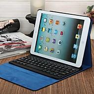 Bluetooth Keyboard PU Leather Case for IPad Air
