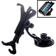 """6 ~ 11 """"태블릿 PC를위한 보편적 인 조정 자동차 마운트 홀더 - 블랙"""