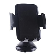 Rotation and Scalable Adjust Windshield Bracket Clip for iPhone and Samsung Galaxy and Other Cellphones