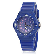 Children's Candy Color Rubber Band Quartz Wrist Watch (Assorted Colors) Cool Watches Unique Watches Fashion Watch Strap Watch