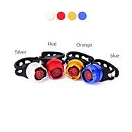 Pyöräilyvalot Pyöräilyvalot / Taka Bike Light LED Vedenkestävä Lumenia Patteri Sininen / Oranssi / Punainen / Hopea Pyöräily-Angibabe