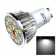 ZHISHUNJIA GU10 8 W 16 SMD 5630 480 LM Natural White Decorative Spot Lights AC 85-265 V