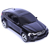 Portable Mini Car Speaker for PC/Phone/MP3/MP4 (assorterte farger)