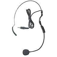 Wireless Head Microphone Straight Cutting Thread
