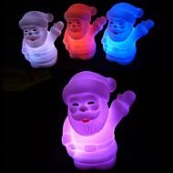 coway chirstmas santa claus prodotti colorati vacanza luce notturna led