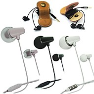 remax funzionale auricolari ceramica 3,5 millimetri in-ear auricolari headsetmic&telecomando per smartphone iphone ios