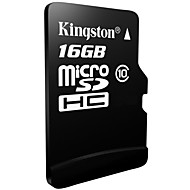 Kingston Digital 16 GB Class 10 Micro SD SDHC TF Flash Memory Card High Speed Genuine
