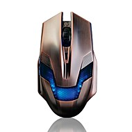 Ajazz Green Hyrnet 6 Buttons Blue LED Light 800/1200/2000 DPI USB Wired Optical Gaming Mouse