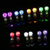 LED Light,1 Light,Modern Ear Stud Painted Plastic -3V