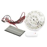 22 LED-es távirányító Solar Flood Lamp Lighting rendszer