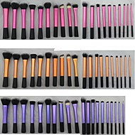 Sedona® 20pcs Makeup Brushes set Professional Red/Blue/Gold 3 Different Colors Blush brush Eyeshadow/Lip Brush Super Soft Dense Amazing Kit