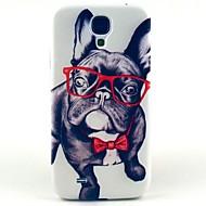 Voor Samsung Galaxy hoesje Patroon hoesje Achterkantje hoesje Hond PC Samsung S4
