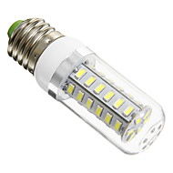 E26/E27 6 W 42 SMD 5730 420 LM Cool White Corn Bulbs AC 220-240 V