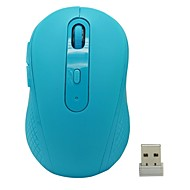 2.4G Wireless Multi-keys 1480DPI Mouse with USB Receiver(Assorted Colors)