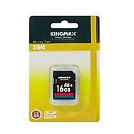 genuina kingmax tarjeta de memoria SDHC - 16GB (clase 6)