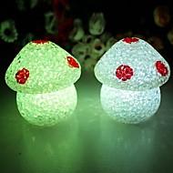 Coway Crystal Mushrooms Colorful LED Night Light