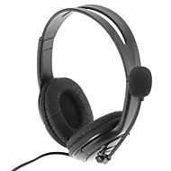 Universal USB Microphone Headset Headphone for PS3 and PC