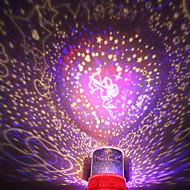 diy Amor romantisk galakse stjerneklar himmel projektor nat lys til at fejre julefrokost