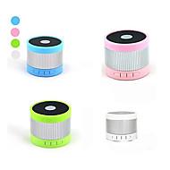 EWA A105 Mini Speaker Portátil Bluetooth W / TF / Função Handfree - (rosa / verde / prata / azul)