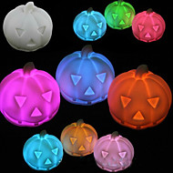 Pumpkin Rotocast Color-changing Night Light