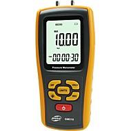 Benetech manómetro de presión gm510