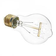 LED à Double Broches / Ampoules Globe LED Blanc Chaud MLSLED E26/E27 50W 240-280 LM AC 100-240 V
