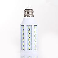 12w e26 / e27 led corn világítás t 60 smd 5730 1100lm lm természetes fehér díszes ac 220-240 / ac 110-130 v