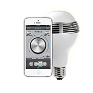 MIPOW PLAYBULB Creative Bluetooth Speakers Smart LED Bulb Subwoofer