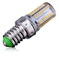 Ampoules Maïs LED Blanc Froid T E14 4W 64 SMD 3014 300 LM AC 110-130 V