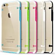 vormor® ultra átlátszó világít a sötétben tok iPhone 6 (vegyes színek)