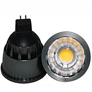 ON GU5.3(MR16) 7 W COB 700LM LM Warm White / Cool White MR16 Dimmable / Decorative Spot Lights DC 12 V