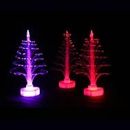 coway bunten Weihnachtsbaum Faser dekoratives Licht