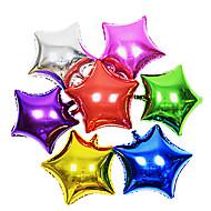 10 Inch Star Aluminium Membrane Baby Shower Birthday Party Balloon