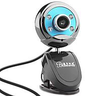 w9 12,0 megapiksler natt-versjon usb drive-free webcam for loptop med mikrofon