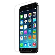 matta edessä näytön suojus kanssa puhdistusliina iPhone 6s / 6
