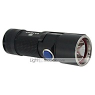 Olight® LED-Zaklampen / Handzaklampen LED 400 Lumens 5 Mode Cree XM-L2 U2 CR123AWaterdicht / Super Light / Compact formaat / Klein