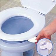 Lid & Tank Covers Toilet Plastik / Sünger Çok-fonksiyonlu / Çevre Dostu